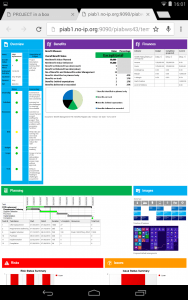 project reporting poster report assurance report